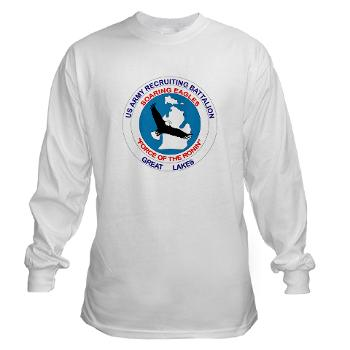 GLRB - A01 - 03 - DUI - Great lakes Recruiting Bn - Long Sleeve T-Shirt