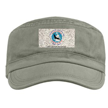 GLRB - A01 - 01 - DUI - Great lakes Recruiting Bn with text - Military Cap