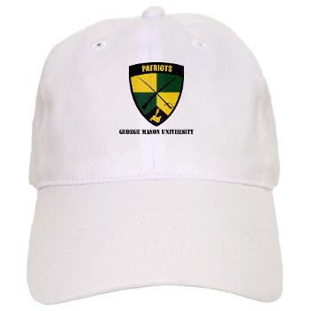 GMU - A01 - 01 - SSI - ROTC - George Mason University with Text - Cap