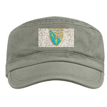 HHC - A01 - 01 - DUI - Headquarter and Headquarters Coy - Military Cap