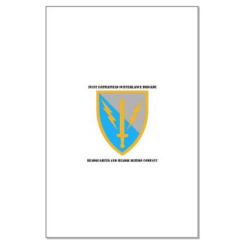 HHC - A01 - 02 - DUI - Headquarter and Headquarters Coy with Text - Large Poster