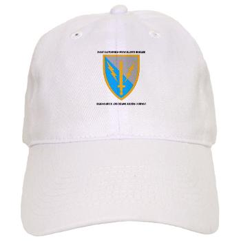HHC - A01 - 01 - DUI - Headquarter and Headquarters Coy with Text - Cap