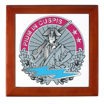 HHD - M01 - 04 - Headquarters and Headquarters Detachment - Keepsake Box