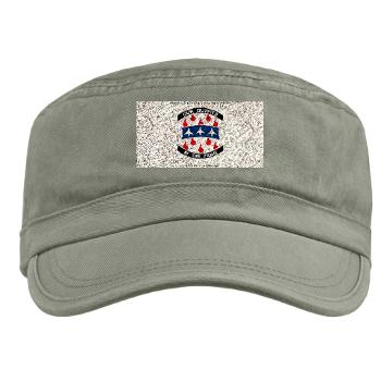 HHC120IB - A01 - 01 - HHC - 120th Infantry Brigade with Text - Military Cap