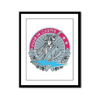 HHD - M01 - 02 - Headquarters and Headquarters Detachment - Framed Panel Print
