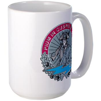 HHD - M01 - 04 - Headquarters and Headquarters Detachment - Large Mug