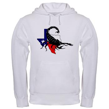 HRB - A01 - 04 - DUI - Houston Recruiting Battalion - Hooded Sweatshirt