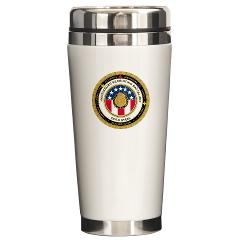 HRB - M01 - 03 - DUI - Harrisburg Recruiting Battalion - Ceramic Travel Mug