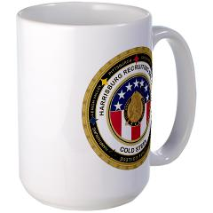 HRB - M01 - 03 - DUI - Harrisburg Recruiting Battalion - Large Mug