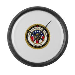 HRB - M01 - 03 - DUI - Harrisburg Recruiting Battalion - Large Wall Clock