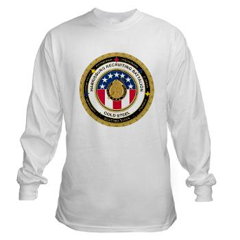 HRB - A01 - 03 - DUI - Harrisburg Recruiting Battalion - Long Sleeve T-Shirt