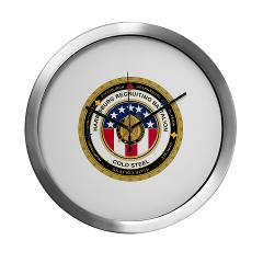 HRB - M01 - 03 - DUI - Harrisburg Recruiting Battalion - Modern Wall Clock