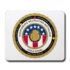 HRB - M01 - 03 - DUI - Harrisburg Recruiting Battalion - Mousepad