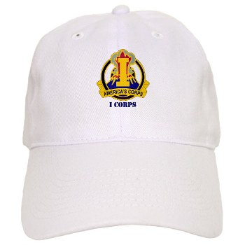 ICorps - A01 - 01 - DUI - I Corps with Text Cap