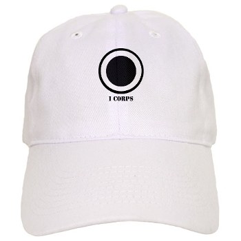 ICorps - A01 - 01 - SSI - I Corps with Text Cap
