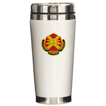 IMCOM - M01 - 03 - DUI - Installation Management Command - Ceramic Travel Mug