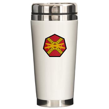 IMCOM - M01 - 03 - SSI - Installation Management Command - Ceramic Travel Mug