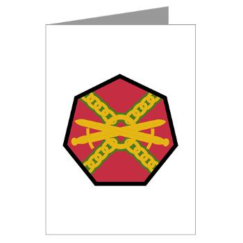 IMCOM - M01 - 02 - SSI - Installation Management Command - Greeting Cards (Pk of 10)