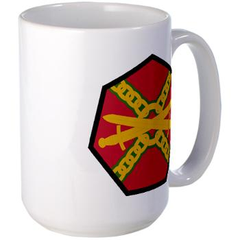 IMCOM - M01 - 03 - SSI - Installation Management Command - Large Mug
