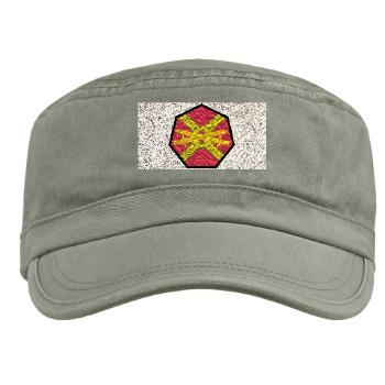 IMCOM - A01 - 01 - SSI - Installation Management Command - Military Cap