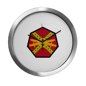 IMCOM - M01 - 03 - SSI - Installation Management Command - Modern Wall Clock