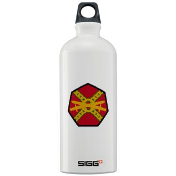 IMCOM - M01 - 03 - SSI - Installation Management Command - Sigg Water Bottle 1.0L