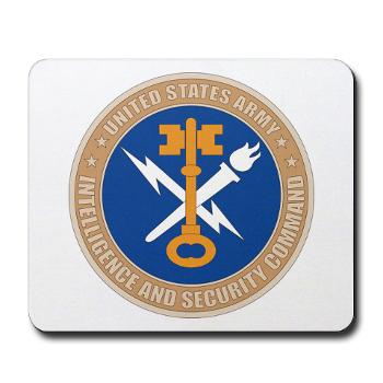 INSCOM - M01 - 03 - SSI - U.S. Army Intelligence and Security Command (INSCOM) - Mousepad