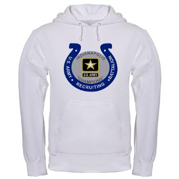 IRB - A01 - 03 - DUI - Indianapolis Recruiting Battalion - Hooded Sweatshirt
