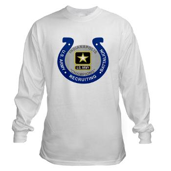 IRB - A01 - 03 - DUI - Indianapolis Recruiting Battalion - Long Sleeve T-Shirt