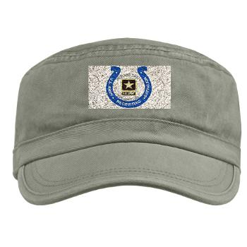 IRB - A01 - 01 - DUI - Indianapolis Recruiting Battalion - Military Cap