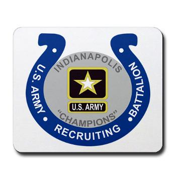 IRB - M01 - 03 - DUI - Indianapolis Recruiting Battalion - Mousepad