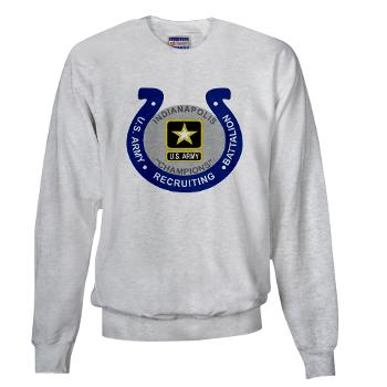 IRB - A01 - 03 - DUI - Indianapolis Recruiting Battalion - Sweatshirt