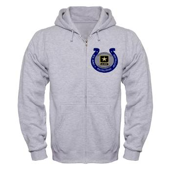 IRB - A01 - 03 - DUI - Indianapolis Recruiting Battalion - Zip Hoodie