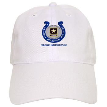 IRB - A01 - 01 - DUI - Indianapolis Recruiting Battalion with Text - Cap