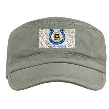 IRB - A01 - 01 - DUI - Indianapolis Recruiting Battalion with Text - Military Cap