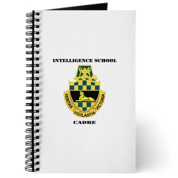 ISC - M01 - 02 - DUI - Intelligence School Cadre with Text - Journal