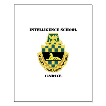ISC - M01 - 02 - DUI - Intelligence School Cadre with Text - Small Poster
