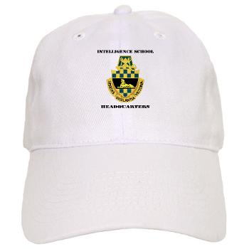 ISH - A01 - 01 - DUI - Intelligence School Headquarters with Text - Cap
