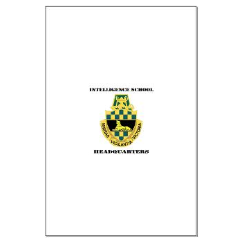 ISH - M01 - 02 - DUI - Intelligence School Headquarters with Text - Large Poster
