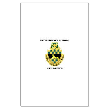 ISS - M01 - 02 - DUI - Intelligence School Students with Text - Large Poster