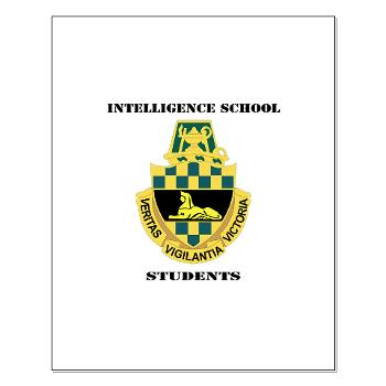 ISS - M01 - 02 - DUI - Intelligence School Students with Text - Small Poster