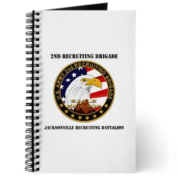 JRB - M01 - 02 - DUI - Jacksonville Recruiting Battalion with Text - Journal