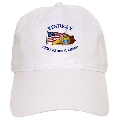 KARNG - A01 - 01 - Kentucky Army National Guard Cap