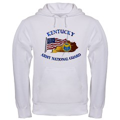 KARNG - A01 - 03 - Kentucky Army National Guard Hooded Sweatshirt