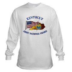 KARNG - A01 - 03 - Kentucky Army National Guard Long Sleeve T-Shirt