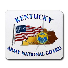 KARNG - M01 - 02 - Kentucky Army National Guard Mousepad