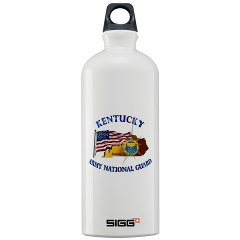 KARNG - M01 - 02 - Kentucky Army National Guard Sigg Water Bottle 1.0L