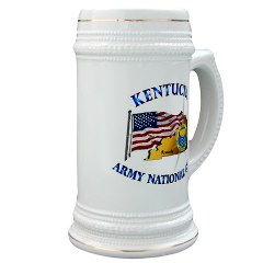 KARNG - M01 - 02 - Kentucky Army National Guard Stein