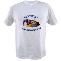 KARNG - A01 - 04 - Kentucky Army National Guard Value T-Shirt