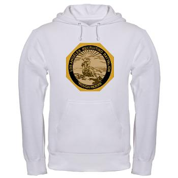 LARB - A01 - 03 - DUI - Los Angeles Recruiting Bn - Hooded Sweatshirt